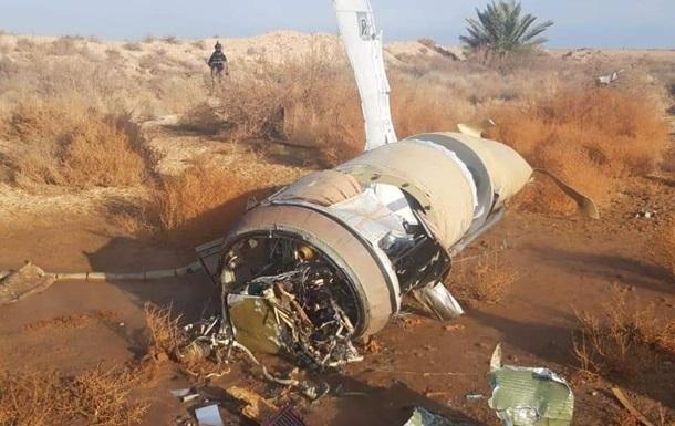 В Ираке ракета упала недалеко от авиабазы США