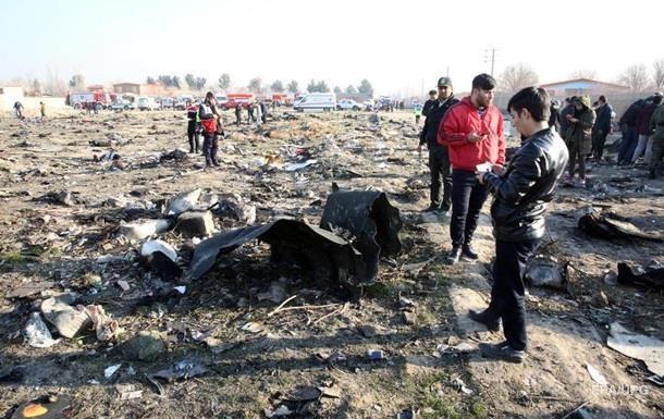 Розслідування катастрофи в Ірані займе рік-два