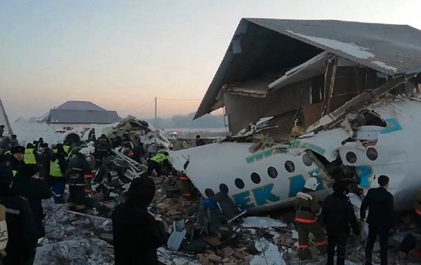 Авиакатастрофа в Казахстане: названа основная версия