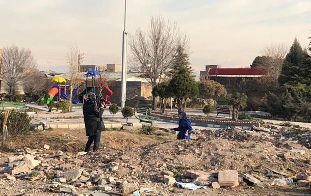 Место крушения самолета МАУ зачищено - журналист