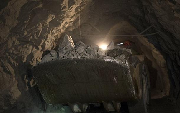 В шахте на Запорожье погиб шахтер
