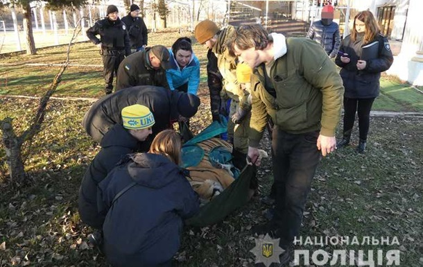 В Киеве полиция изъяла шесть живых тигров