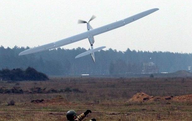 ООС: У позиций военных взорвался беспилотник