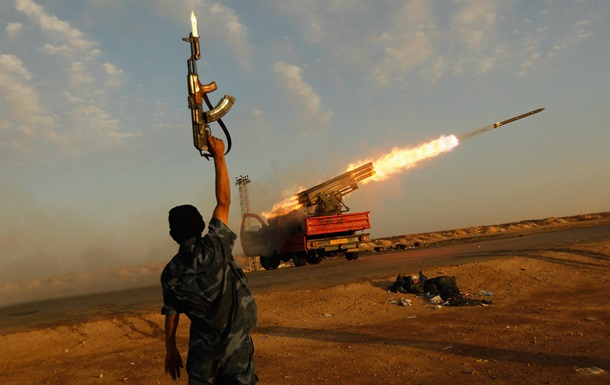 Ближний восток в крови. Армия Турции вошла в Ливию