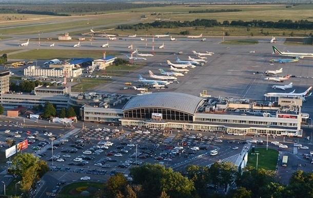 Пасажиропотік Борисполя збільшився на 21%