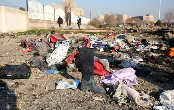 Іран визнав, що збив український літак - ЗМІ