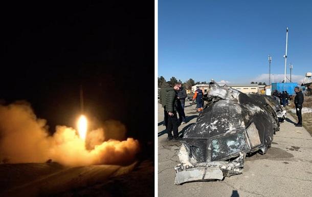 Іран визнав, що збив літак МАУ. Але звинуватив США