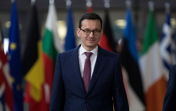 Польща: Санкції США не зупинять Північний потік-2