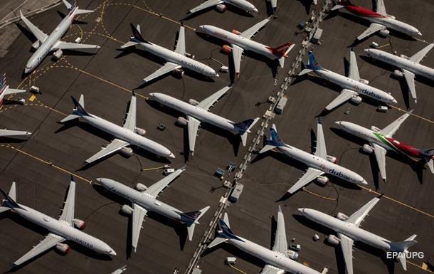 Постачальник деталей для Boeing 737 Max звільнив тисячі співробітників