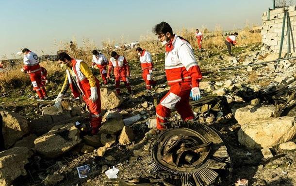 Крушение самолета МАУ: Иран признал, что случайно сбил украинский Boeing