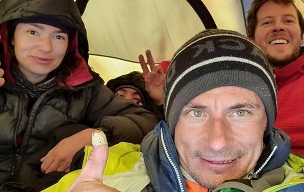 Украинец установил мировой рекорд на высоте более 6 тыс. метров