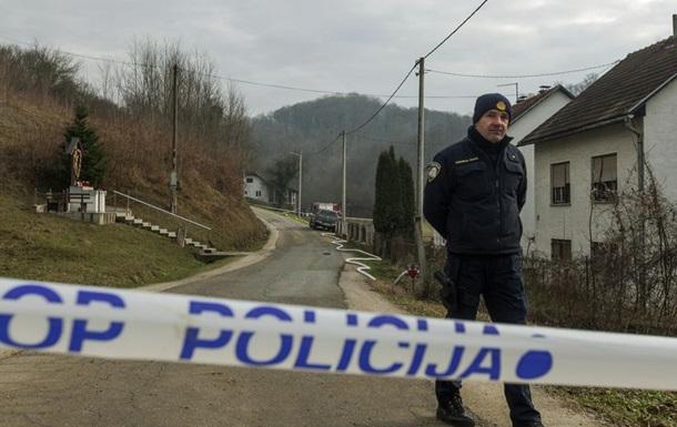 В Хорватии сгорел дом престарелых, есть жертвы