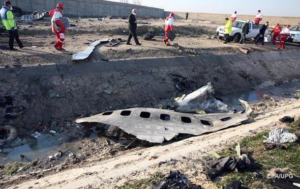 Справу щодо збитого літака МАУ перекваліфікували