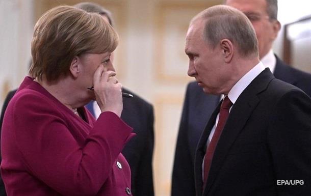 Путин оценил сроки достройки Северного потока-2