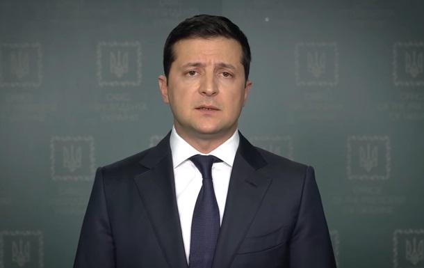 Обращение Зеленского из-за самолета МАУ: онлайн
