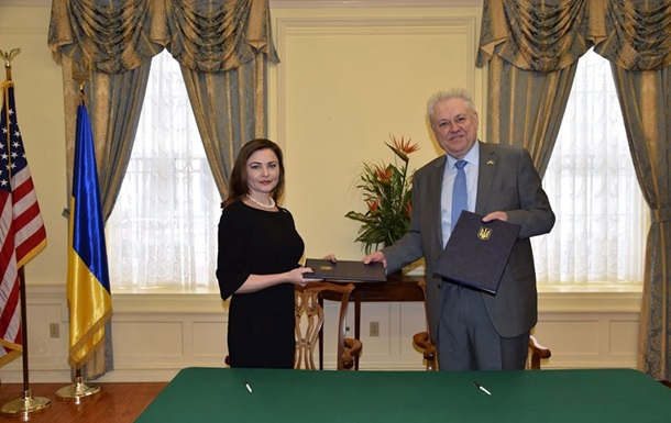 Украина открывает почетное консульство в Филадельфии
