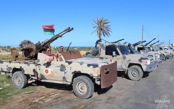 Лівійська армія зафіксувала порушення перемир я