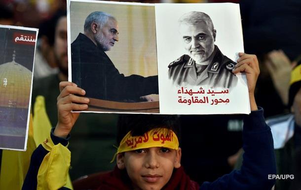 В Ірані оголосили пам ятним днем дату загибелі Сулеймані