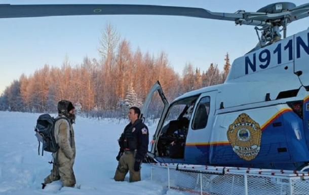 На Аляске мужчина три недели прожил на морозе без дома