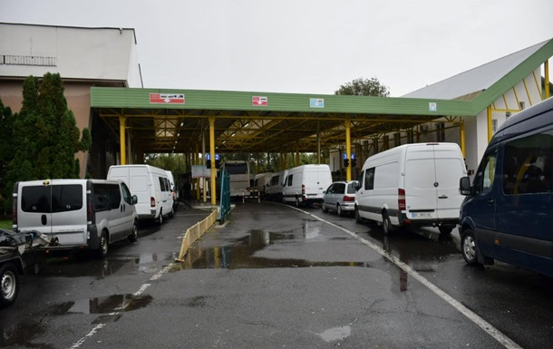 Черги на кордоні з Євросоюзом різко зменшилися