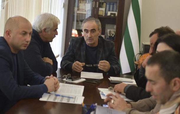 В Абхазии будут повторно выбирать  президента