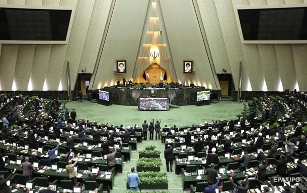 Крушение самолета: меджлис Ирана поддержал КСИР