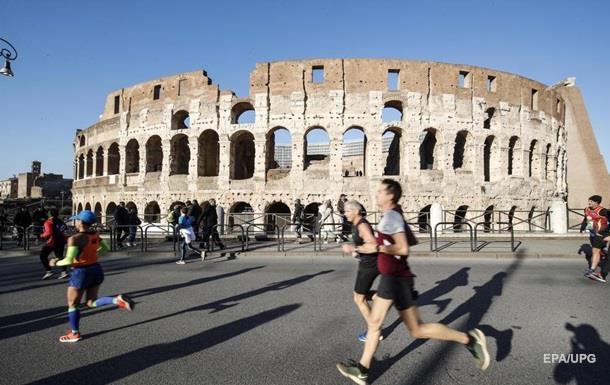 В Риме запретили продавать сувениры у достопримичательностей