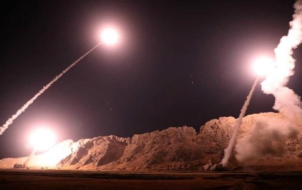 В Ираке атаковали авиабазу с военными США