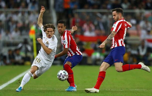 Реал завоював Суперкубок Іспанії