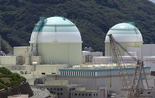В Японии на реакторе АЭС произошла нештатная ситуация
