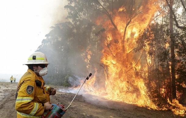 В Австралії у боротьбі з вогнем загинув ще один пожежник