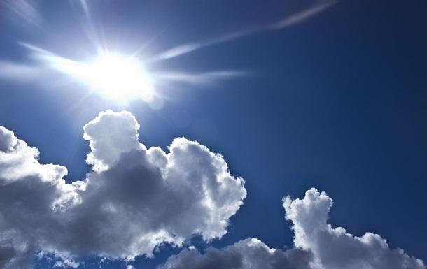 Погода на неделю: тепло и без осадков