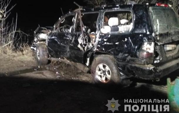 Позашляховик з чотирма тілами під Дніпром: поліція розповіла деталі ДТП