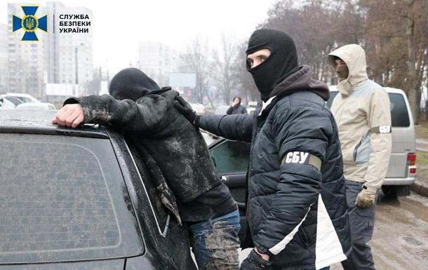 В Харькове задержали студента с крупной партией амфетамина