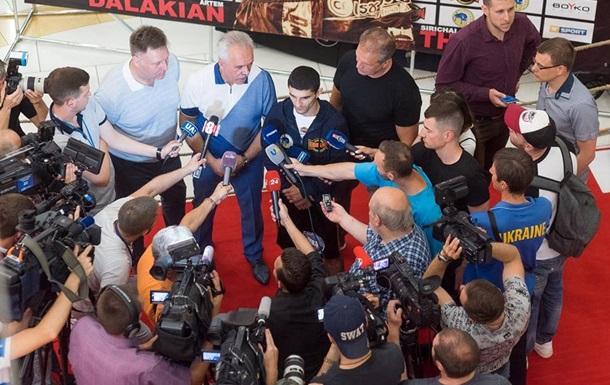 Далакян готовий виступити в третьому сезоні Всесвітньої боксерської суперсерії