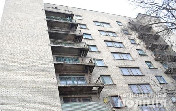 В Донецкой области два студента выпали из окон