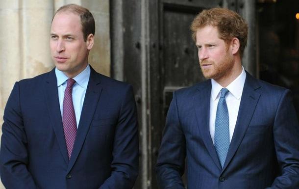 Принцы Уильям и Гарри рассказали о своих отношениях