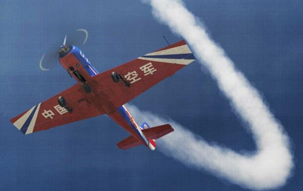 В Китае упал самолет, есть погибшие