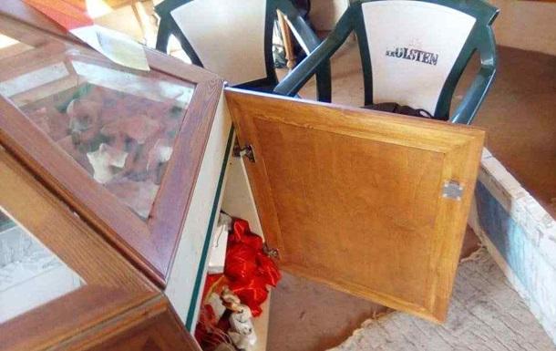 В Одесі обікрали музей старовинної зброї