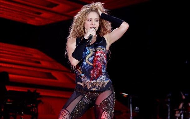Шакира выпустила дуэтную песню Me Gusta