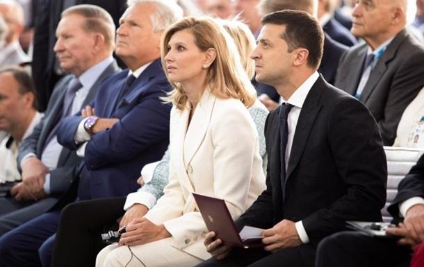 Елена Зеленская стала членом совета Мистецького арсенала