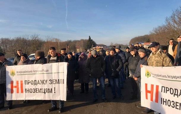 Аграрии заявили о бессрочных акциях протеста
