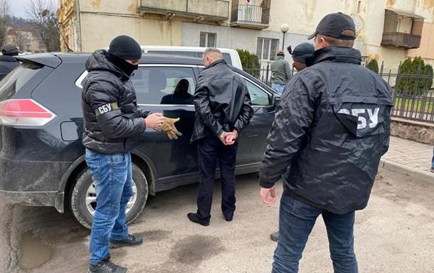 Задержан главный лесник Львовской области