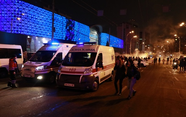 Прорыв трубы в Киеве: есть пострадавшие