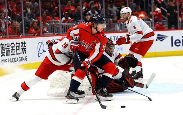 НХЛ: Сент-Луис обыграл Анахайм, Вашингтон - Каролину