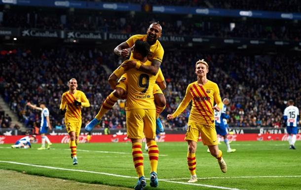 Барселона возглавила список клубов с самыми высокими доходами
