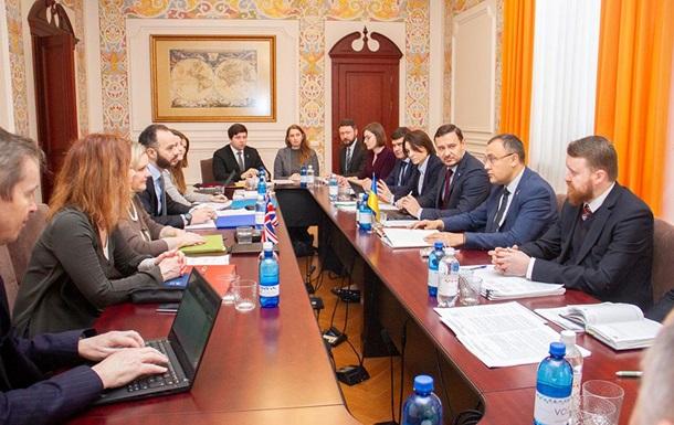 Украина и Британия договариваются о сотрудничестве после Brexit