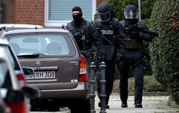 У Німеччині затримали чеченців за підозрою в організації теракту