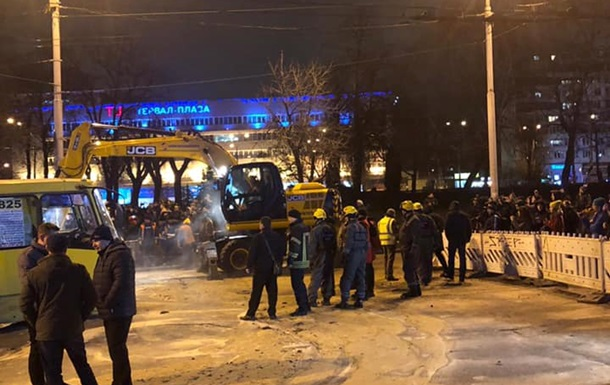 Прорив біля Ocean Plaza: стало відомо про стан постраждалих