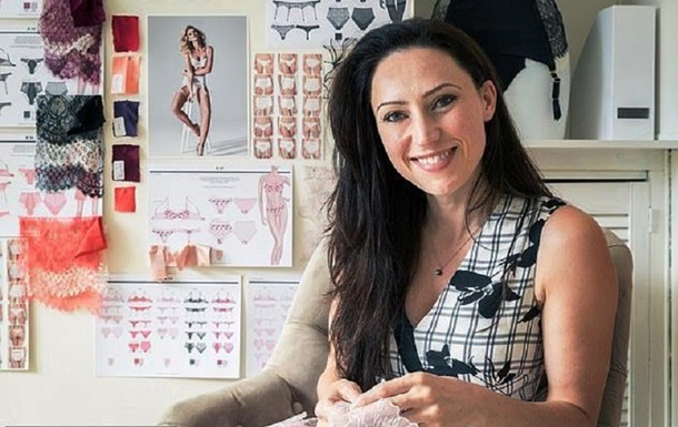 Британка с восьмым размером груди запустила свой бренд нижнего белья
